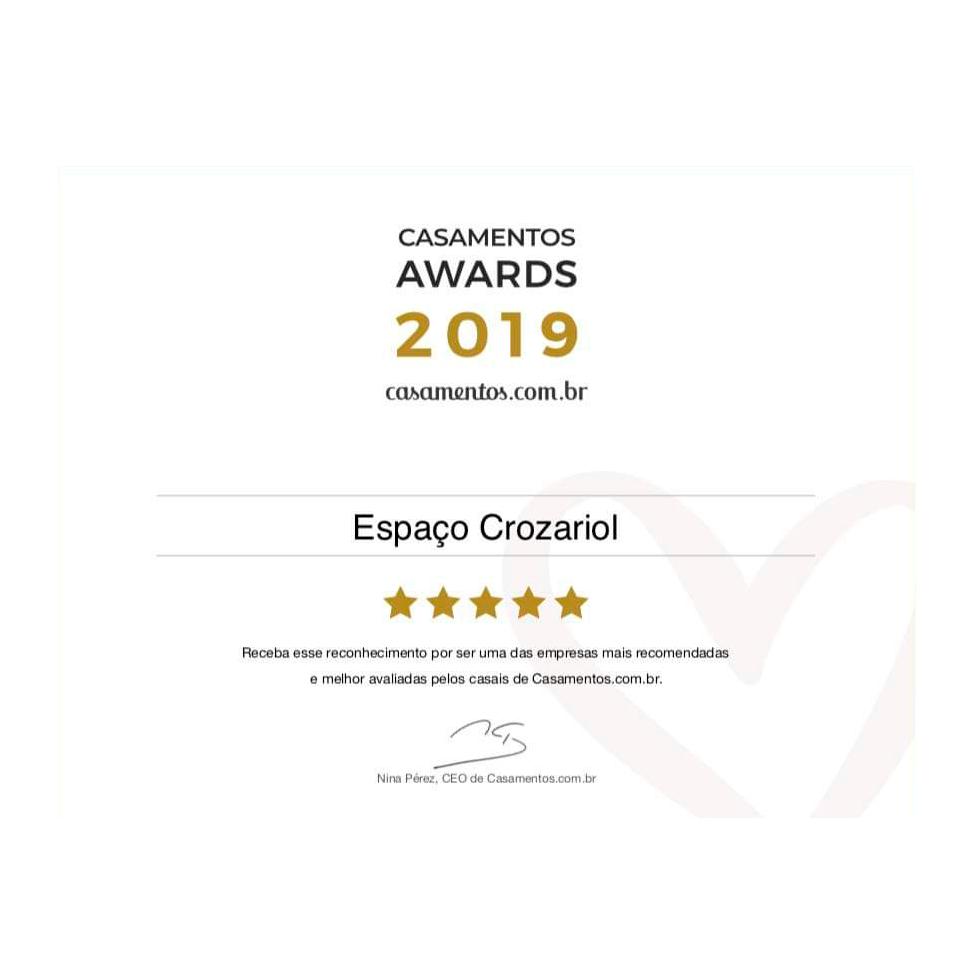 Prêmio Casamentos Awards 2019