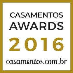 Prêmio Casamentos Awards 2016