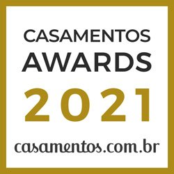 Prêmio Casamentos Awards 2021